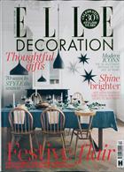 Elle Decoration Magazine Issue DEC 19