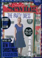 Simply Sewing Magazine Issue NO 62