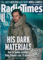 Radio Times London Edition Magazine Issue 02/11/2019