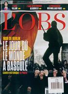 L Obs Magazine Issue NO 2870