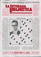 La Settimana Enigmistica Magazine Issue NO 4572