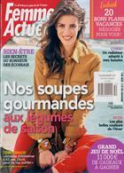 Femme Actuelle Magazine Issue NO 1833