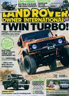 Land Rover Owner Magazine Issue DEC 19