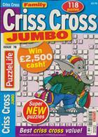 Family Criss Cross Jumbo Magazine Issue NO 78