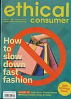 Ethical Consumer Magazine Issue 09