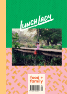 Lunch Lady Magazine Issue Issue 17