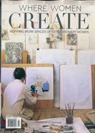 Where Women Create Magazine Issue OC/NO/DE19