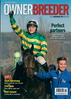 Thoroughbred Owner Breed Magazine Issue NOV 19