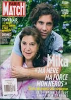 Paris Match Magazine Issue NO 3672