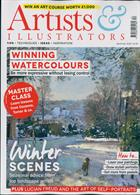 Artists & Illustrators Magazine Issue DEC 19