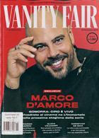 Vanity Fair Italian Magazine Issue NO 19046