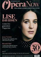 Opera Now Magazine Issue NOV 19