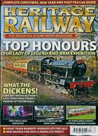 Heritage Railway Magazine Issue NO 262
