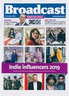 Broadcast Magazine Issue 01/11/2019