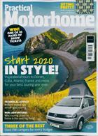Practical Motorhome Magazine Issue MAR 20
