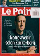 Le Point Magazine Issue NO 2456