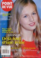Point De Vue Magazine Issue NO 3721