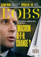 L Obs Magazine Issue NO 2864