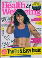 Health And Wellbeing Magazine Issue FEB 20