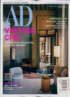 Architectural Digest French Magazine Issue NO 157