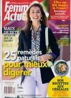 Femme Actuelle Magazine Issue NO 1827