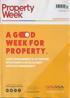 Property Week Magazine Issue 25/10/2019