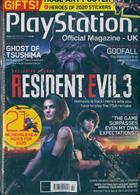 Playstation Official Magazine Issue FEB 20