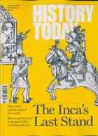 History Today Magazine Issue JAN 20