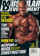 Muscular Development Usa Magazine Issue OCT 19