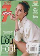 Tele 7 Jours Magazine Issue NO 3103