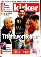 Kicker Montag Magazine Issue NO 44