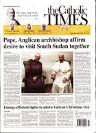 Catholic Times Magazine Issue 22/11/2019