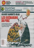Courrier International Magazine Issue NO 1508