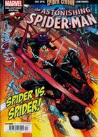 Astonishing Spiderman Magazine Issue NO 44