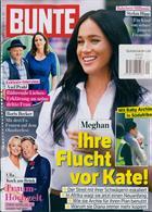 Bunte Illustrierte Magazine Issue NO 40