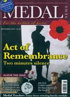 Medal News Magazine Issue NOV 19