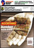 Courrier International Magazine Issue NO 1515