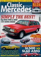 Classic Mercedes Magazine Issue NO 30