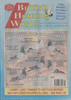 British Homing World Magazine Issue NO 7503