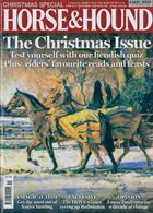 Horse And Hound Magazine Issue 19/12/2019