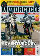 Motorcycle Sport & Leisure Magazine Issue FEB 20