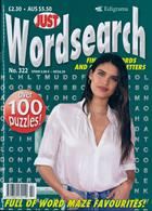 Just Wordsearch Magazine Issue NO 322