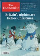 Economist Magazine Issue 07/12/2019