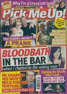Pick Me Up Magazine Issue 26/12/2019
