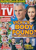 Whats On Tv England Magazine Issue 14/12/2019