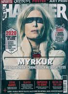 Metal Hammer Magazine Issue NO 331