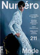 Numero Magazine Issue NO 211