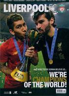 Liverpool Fc Magazine Issue FEB 20