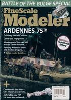 Fine Scale Modeler Magazine Issue DEC 19