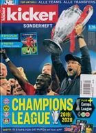 Kicker Specials Magazine Issue CHAMLGE